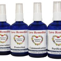 Sortimentsbereinigung bei den Love Remedies Sprays