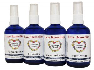 Sortimentsbereinigung bei den Love Remedies Sprays