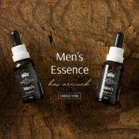 Men's Essence: neu von den Australischen Buschblüten