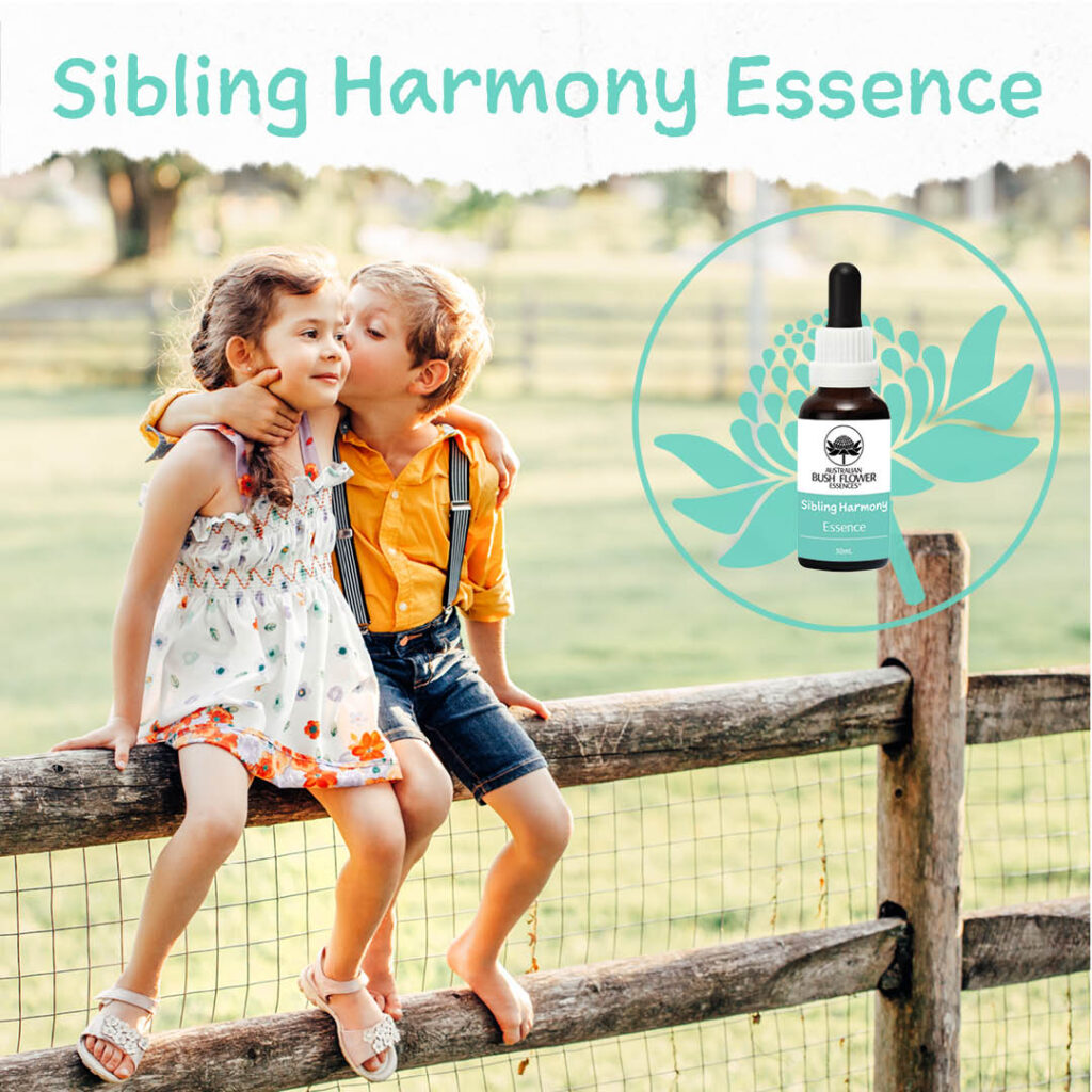 Sibling Harmony (Australische Buschblüten Essenzen)