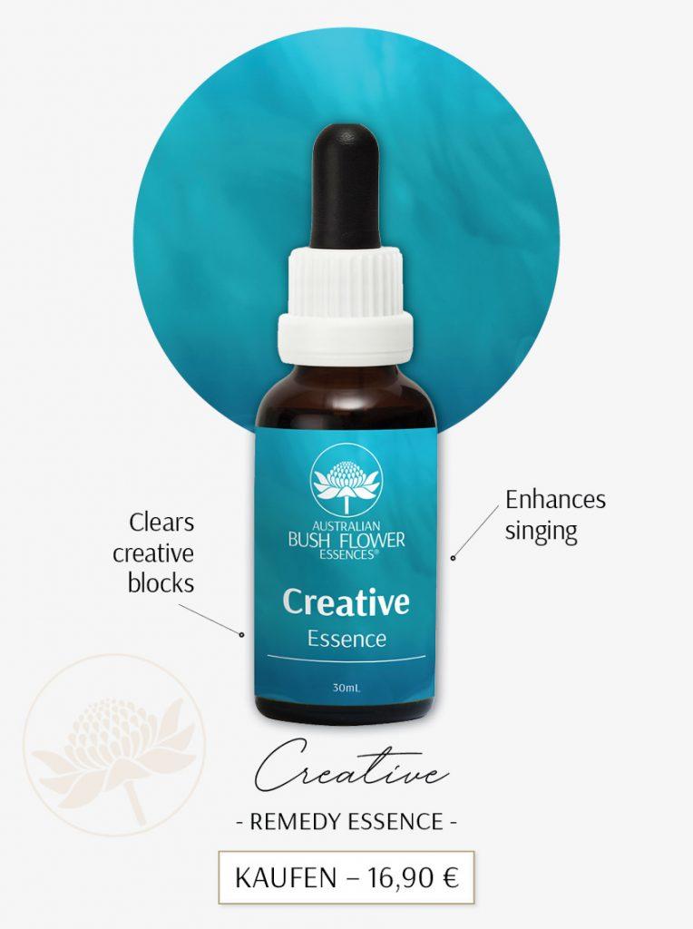 Creative Essence (Australische Buschblüten Essenzen)