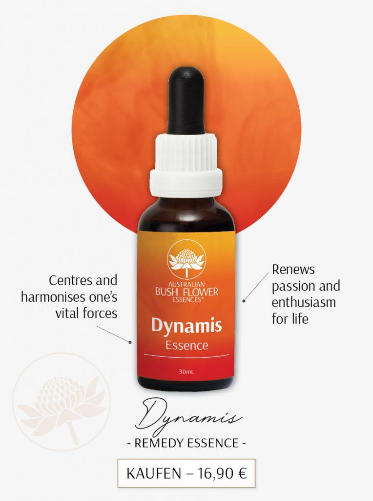 Dynamis Essence (Australische Buschblüten Essenzen)