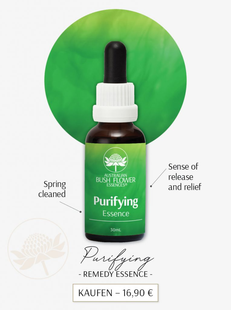 Purifying Essence (Australische Buschblüten Essenzen)
