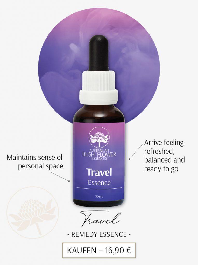 Travel Essence (Australische Buschblüten Essenzen)