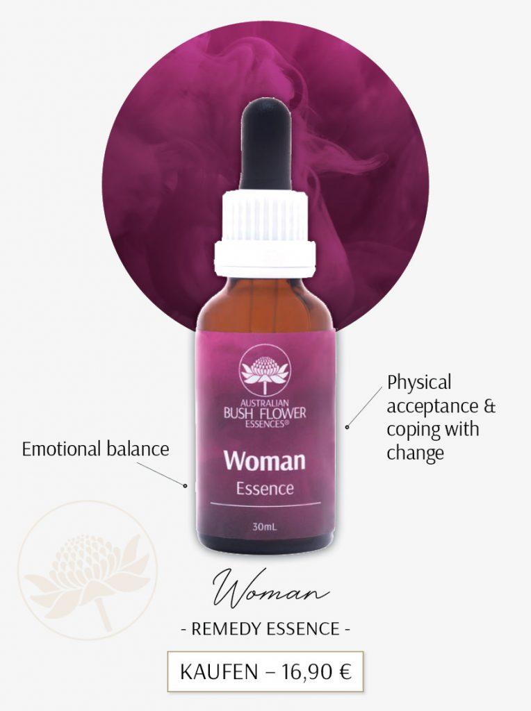 Woman Essence (Australische Buschblüten Essenzen)